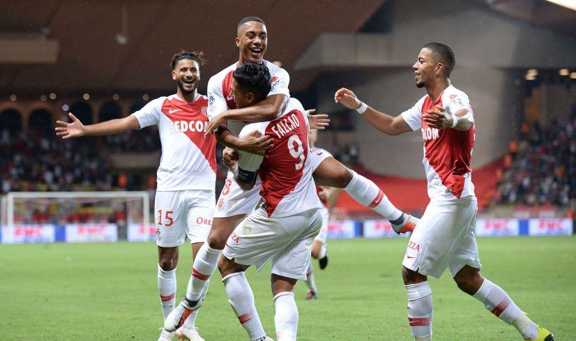 Football - Ligue 1 Conforama - Nice/Monaco