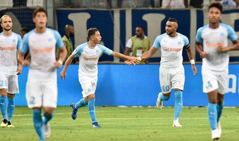 Football - Ligue 1 Conforama - Marseille/Montpellier