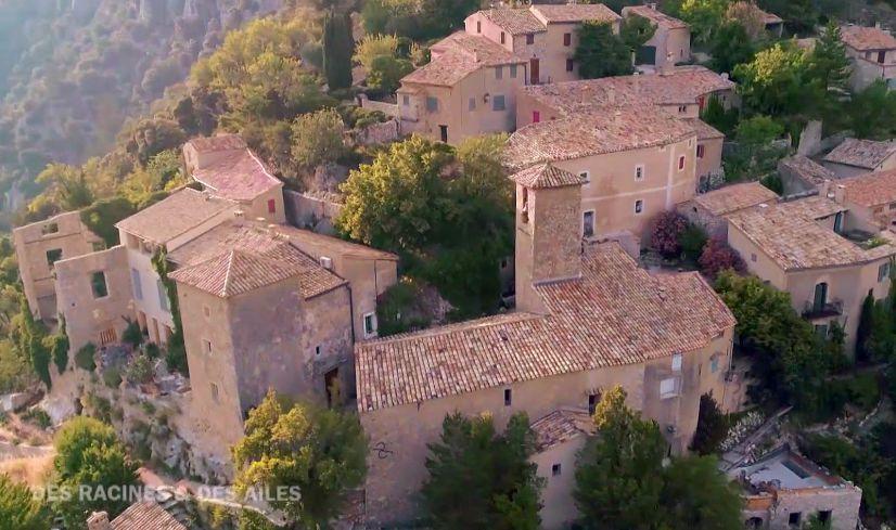 Des racines & des ailes - Passion patrimoine - Mon village en Provence