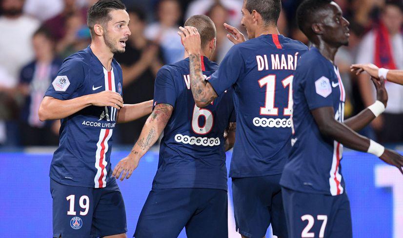 Football - Ligue 1 Conforama - Montpellier/PSG