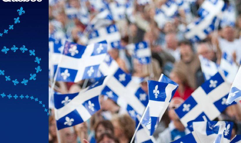 Le grand spectacle de la fête nationale du Québec - LE GRAND SPECTACLE DE LA FETE NATIONALE DU QUEBEC 2021