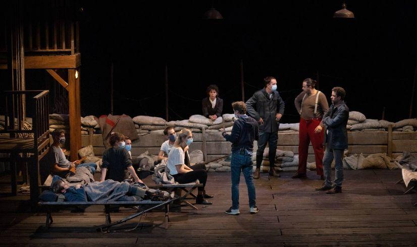 Ramdam - Cyrano de Bergerac fait parler de lui !